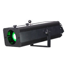 LEDJ FS 100 LED Followspot 100W White LED DJ Disco