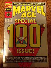 Marvel Age #100 - Original Series - 1st Appearance of Sleepwalker