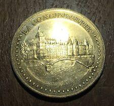 MONNAIE DE PARIS LA CONCIERGERIE 2007 MDP (148)