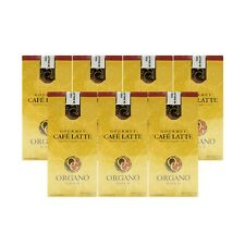7x Organo Gold Cafe Latte Instant Coffee - EXPIRY DATE: 12/2021- FREE SHIP