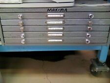 New listing Maxima Tooth Cabinet with 5 Drawers Dental Tooth Cabinet Dentist