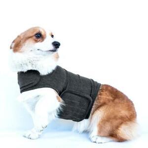 Pet Dog Coat Anti Anxiety Vest Jacket Thunder Shirt Wrap Stress Relief Calming