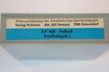 Super 8 Film S8 mm Fußball  FWU Lehrer Sportunterricht Sport 70er 426