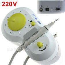 GER Woodpecker Dental Ultrasonic Scaler Satelec DTE D1 220V Sealed Handpiece