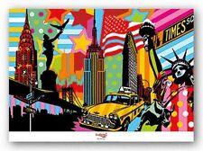 ART PRINT New York Taxi I Lobo