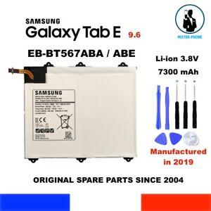 ORIGINAL BATTERY SAMSUNG EB-BT567ABA GALAXY TAB E 9.6 SM-T560NU SM-567V 7300mAh