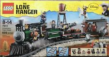 LEGO THE LONE RANGER CONSTITUTION TRAIN CHASE #79111 FACTORY SEALED