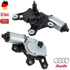 Heck Scheiben Wischermotor Heckwischermotor Hinten Für Audi A3 A4 8E A6 Q5 Q7 DE