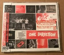 SEALED One Direction - Best Song Ever Rare Japanese Cd Single With OBI Strip