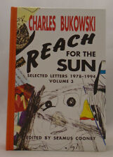 Reach for the Sun - Charles Bukowski - Serigraph - Black Sparrow - First Edition