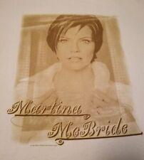 Vintage 90s Martina Mcbride t shirt Xl Emotion Tour country music Western