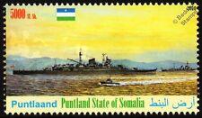 MIKUMA Japanese Navy Heavy Cruiser IJN WWII Warship Ship Stamp