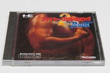 Fire Pro Wrestling 2nd BOUT NEC PC ENGINE HuCARD GT LT * SIGILLATO * Nuovo di Zecca