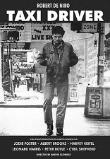 Taxi Driver Movie Poster Travis Bickle