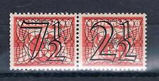 xxx NED. NVPH nr. 356a - samenhangende  - 10 stuks - C.w. € 100,00