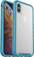 OtterBox Ultra Slim Clear Designer Case iPhone XS/X, Electric Tide Easy Open Box