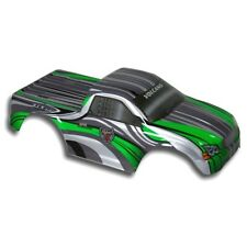 Redcat Racing1/10 Truck Body Green and White for Volcano - Part 88023GW