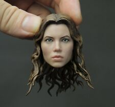 1/6 Scale Hot Toys MMS128 Blade 3 Trinity Abigail Whistler Head Sculpt