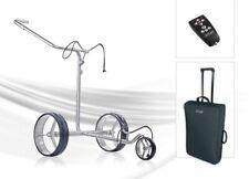 JuCad drive SL Travel eX 2.0 Titan E-Trolley, Neu!