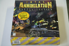 Total Annihilation  -  Battle Tactics  ADD ON  (PC)  Neuware
