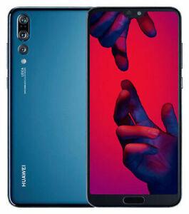 Huawei P20 - 128GB - Blue (Unlocked) Smartphone - Original