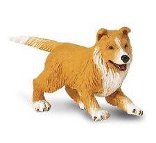 Collie Puppy Best In Show Dogs #239429 Safari Ltd. NIB!!