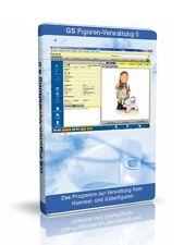 GS Figuren-Verwaltung 5 für Hummel-Figuren - Software, Programm