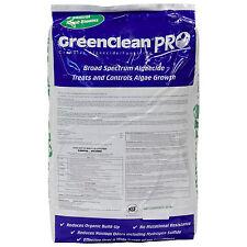 GreenClean Pro Algaecide ( 50 Lbs ) Sodium Carbonate Peroxyhydrate  85% BioSafe