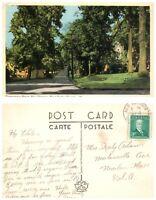 CANADA Postcard - Nova Scotia, New Glasgow, Temperence Street (B24)