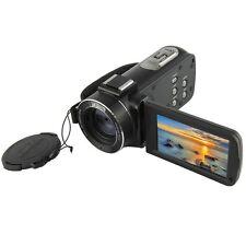 8MP Ordro HDV-Z20 1080P Microphone Video Camera Touch Screen 16x Digital Zoom