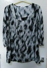Marks & Spencer Womens summer Dress Grey Mix long sleeve UK16