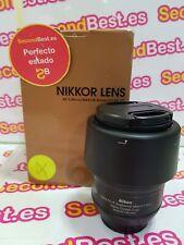 Objetivo Nikon Nikkor Lens Micro Nikkor AF-S 60mm f/2.8G ED Segunda mano