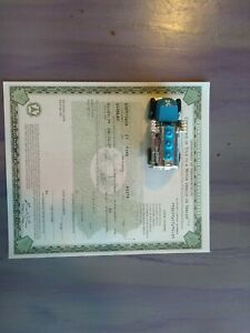 1927 Ford model T roadster Paperwork Document