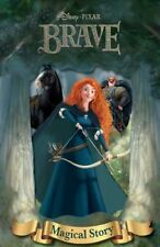 Disney's Brave Magical Story with Lenticular Front Cover (Disney Pixar Brave),D