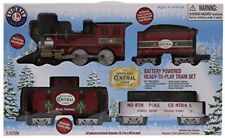 Brand New!!!!! Lionel North Pole Central Ready To Play Train Set