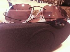 "Maui jim""KAPALUA""502-23 COPPER/MAUI ROSE,BRAND NEW IN BOX/CASE,RARE, LAST ONE!"