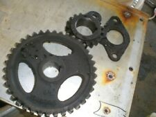 1950 Buick timing gears
