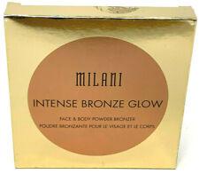 Milani Intense Bronze Glow Face & Body Powder Bronzer BROKEN SEAL 01 Sunkissed