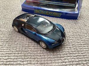 scalextric Bugatti Veyron - Boxed