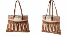 The Barrel Shack-The Bailey-Handmade Shoulder Bag Purse Repurposed Materials-NEW