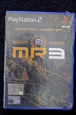 PS2 : MEGARACE 3 : NANOTECH DISASTER - Nuovo, risigillato ! Gioco futuristico !