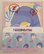 Sanrio Tuxedo Sam Notepad Blanket