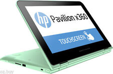 HP 2.00-2.49GHz PC Convertible 2 - in - 1 Laptops/Tablets