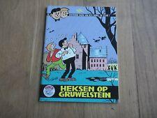 Dees Dubbel en Cesar - Heksen op Gruwelstein - Fenix 74 - 1°druk 2011