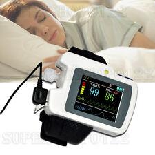 NEW CE CONTEC Sleep apnea screen meter,SPO2,Pulse Rate Respiration Sleep Monitor