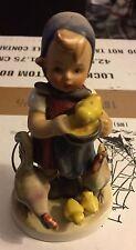 Vintage - Hummel Figurine #199/0 - Feeding Time - Tmk-2
