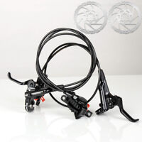 Shimano Deore M6000 MTB Hydraulic Disc Brake Set Front&Rear Ice-Tech RT56 Rotors