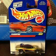 Hot Wheels Guaranteed for Life Series 1991 FLASHFIRE  Collector #802