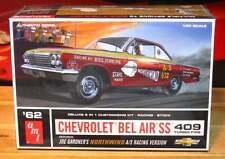 AMT 1962 Joe Garndner's Chevy Northwind Bel Air SS 409 Plastic Model Kit 1/25