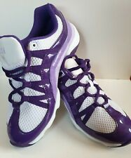 Bloch Wave Sneakers Purple And White UK 4